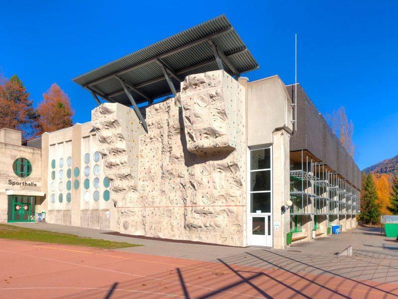Resort du sport Pavillon 2 (Rotten), Fiesch, Suisse