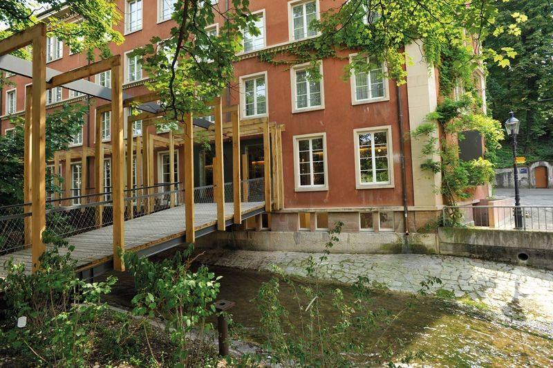 Auberge de jeunesse basel basel suisse for Auberge de jeunesse la maison