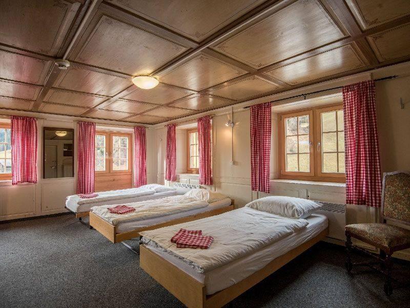 Gruppenhaus Spinabad, Davos, Schweiz