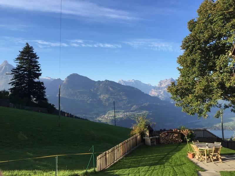 Amdenlodge Bienenheim Chalet Amden Schweiz